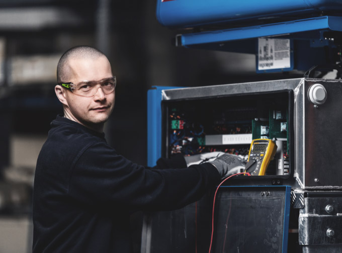 Électrotechnicien France Élévateur