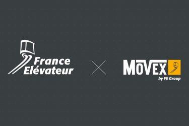 Logos France ELEVATEUR et MOVEX
