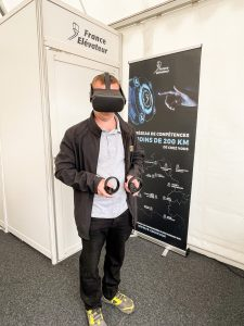 réalité virtuelle : challenge secourisme